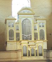 Varhany vkostele sv. Ducha v Opavě