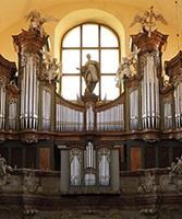 Varhany v kostele sv. Vojtěcha v Opavě